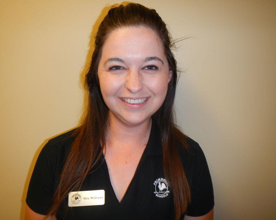 Katie Williams , Preschool Assistant Teacher