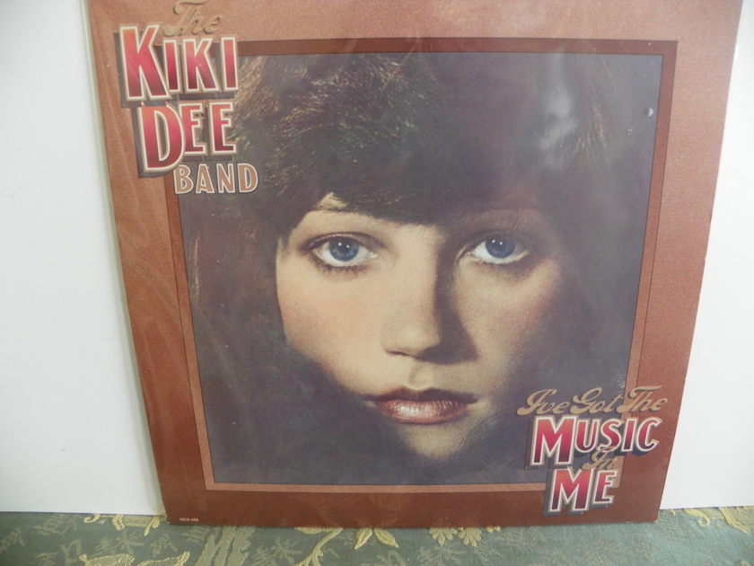 THE KIKI DEE BAND - I'VE GOT THE MUSIC IN ME NM