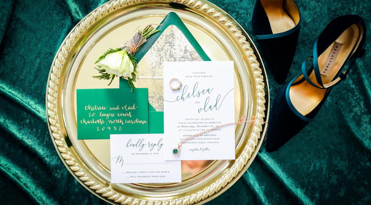 Five Rules to Planning Your Wedding Virtually