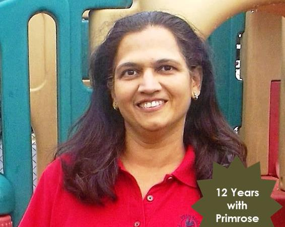 Ms. Pandya , Early Preschool 1 Teacher