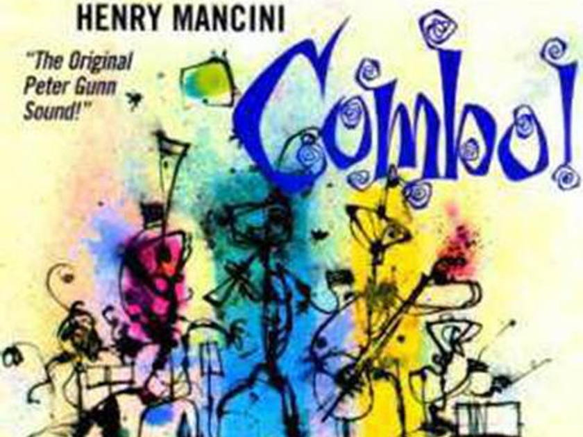 "Henry Mancini - Combo ""The Original Peter Gunn Sound"""