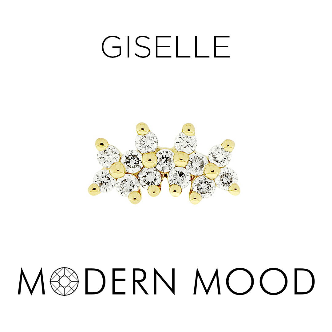 giselle diamond piercing jewelry