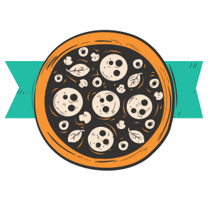 Logo - Lets Order Pizza