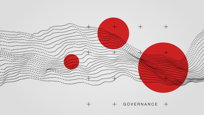 Blockchain governance - from philosophy and vision to real-world application