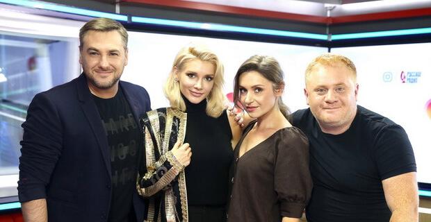 Миша Романова в гостях у «Русских Перцев» - Новости радио OnAir.ru