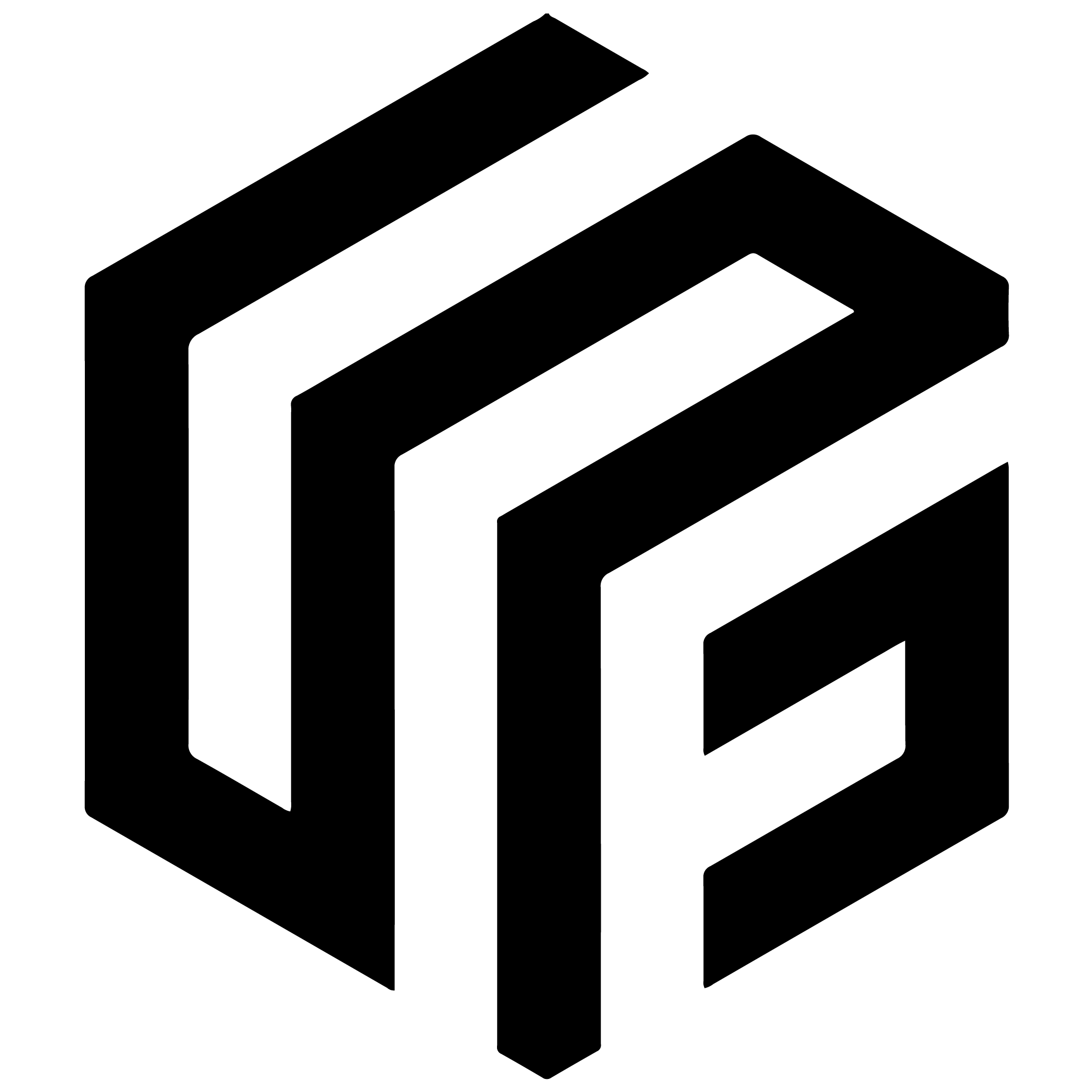 Feast icon black
