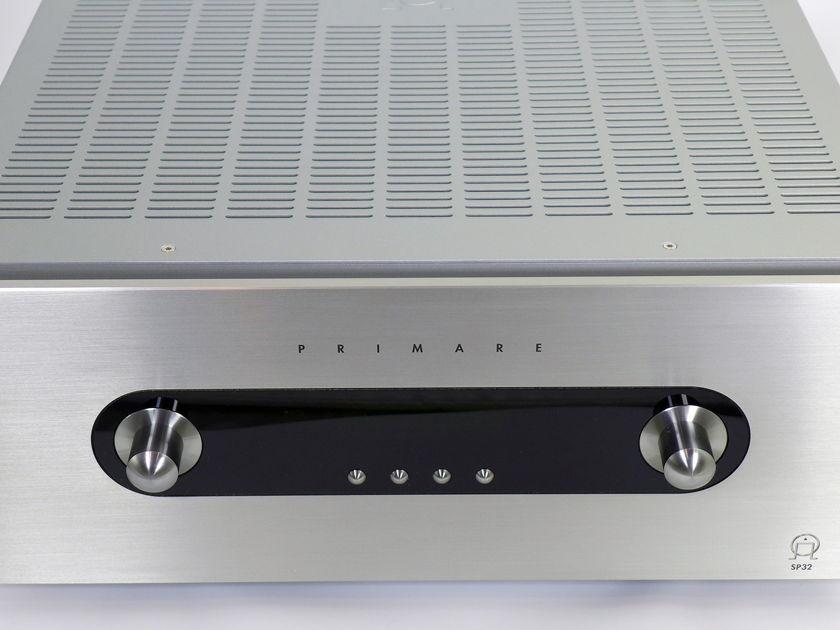 Primare SP32 Home Theater Processor