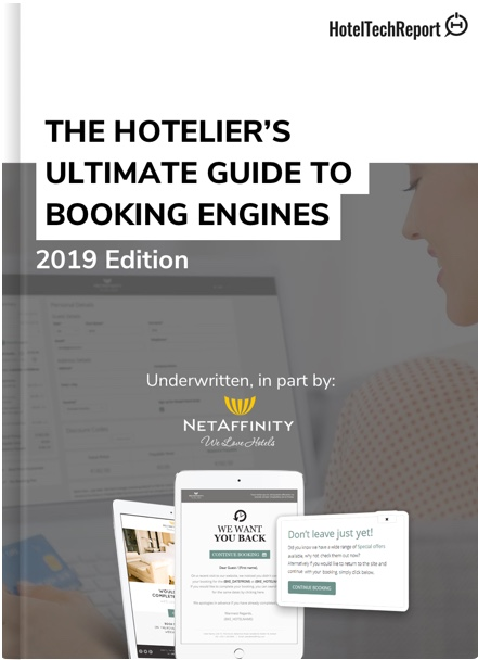 The Hotelier's Guide to Booking Engines
