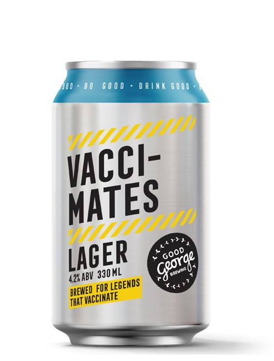 Good George Vacci-mates Lager
