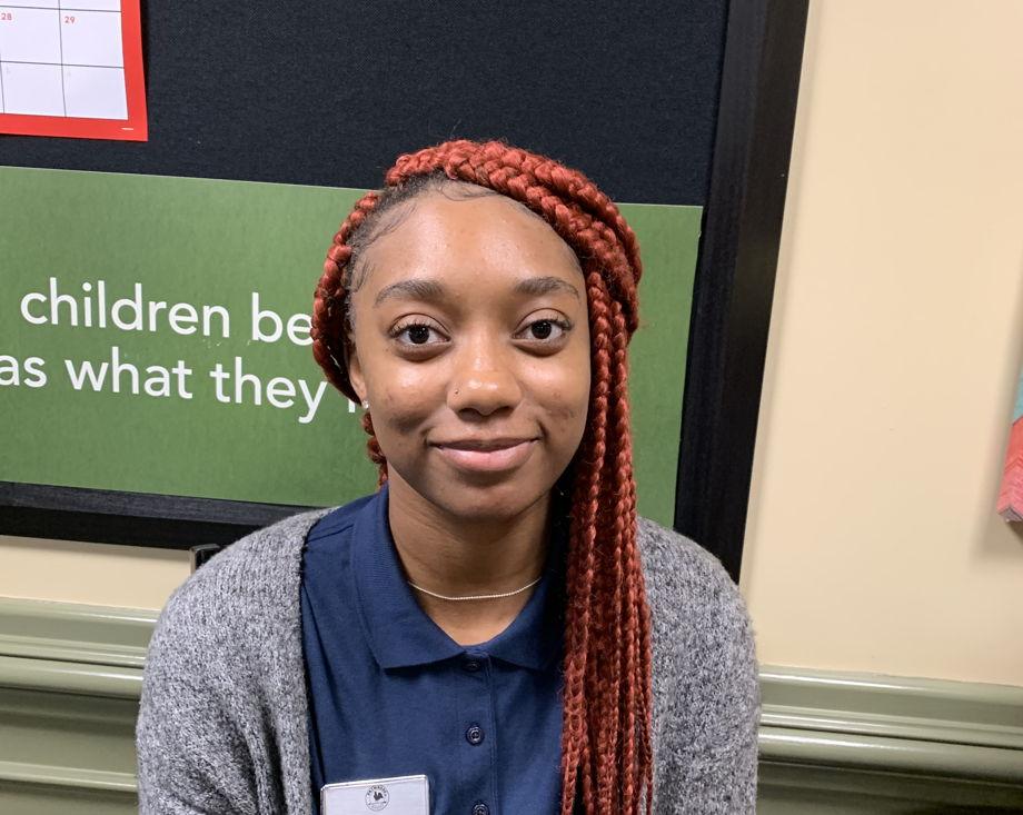 Ms. Hailey O Quinn Sanders , Teacher- Early Preschool