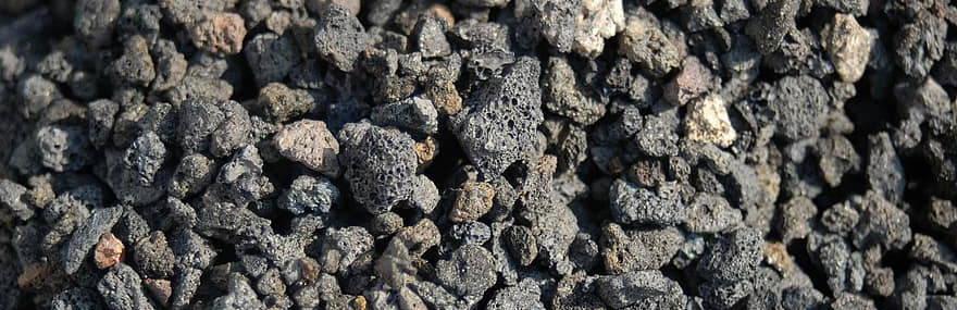 lava stones rocks