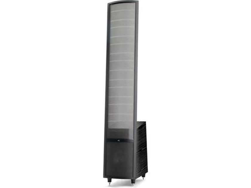 Martin Logan Summit Complete 5 channel/sub System Recent trade in