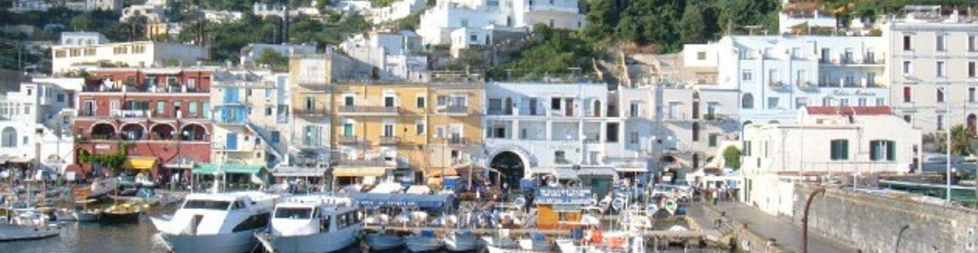 Морской круиз с посещением острова Капри