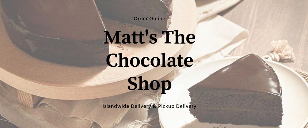 Matt's The Chocolate Shop