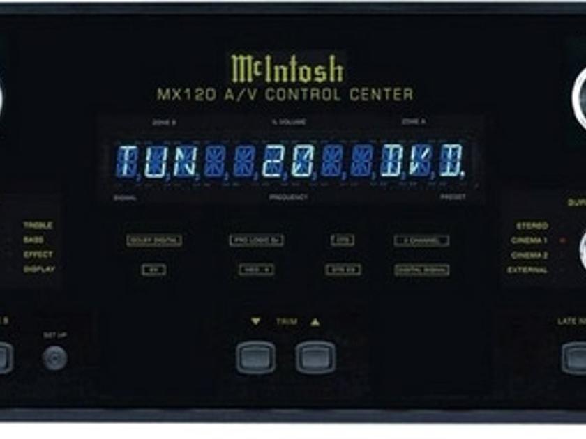 McIntosh MX-120