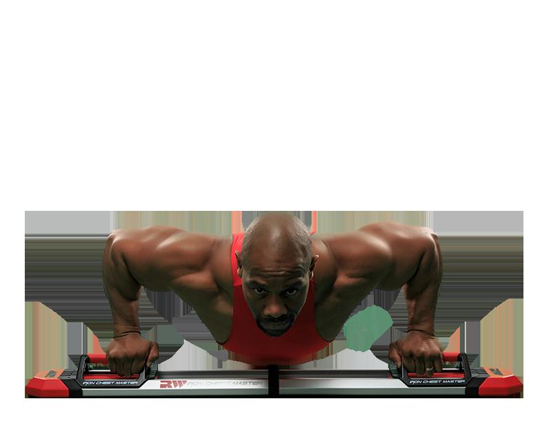 Position- Iron Chest Master