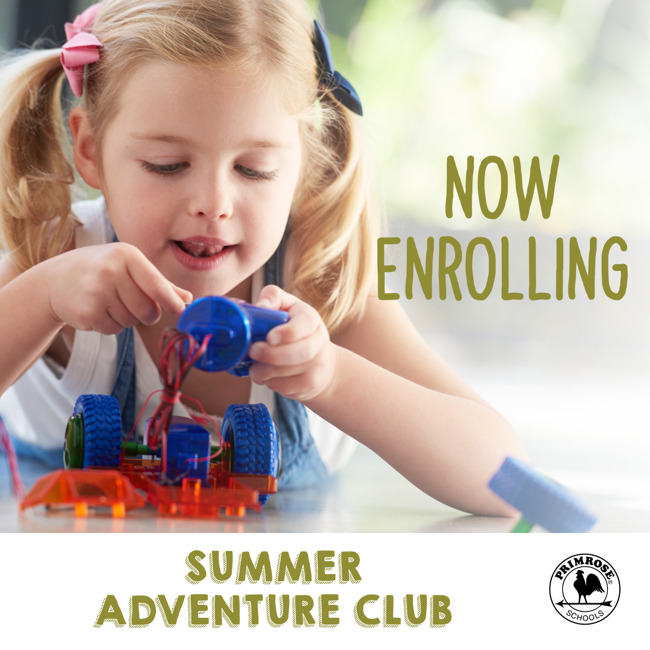 Now Enrolling for Summer Adventure Club