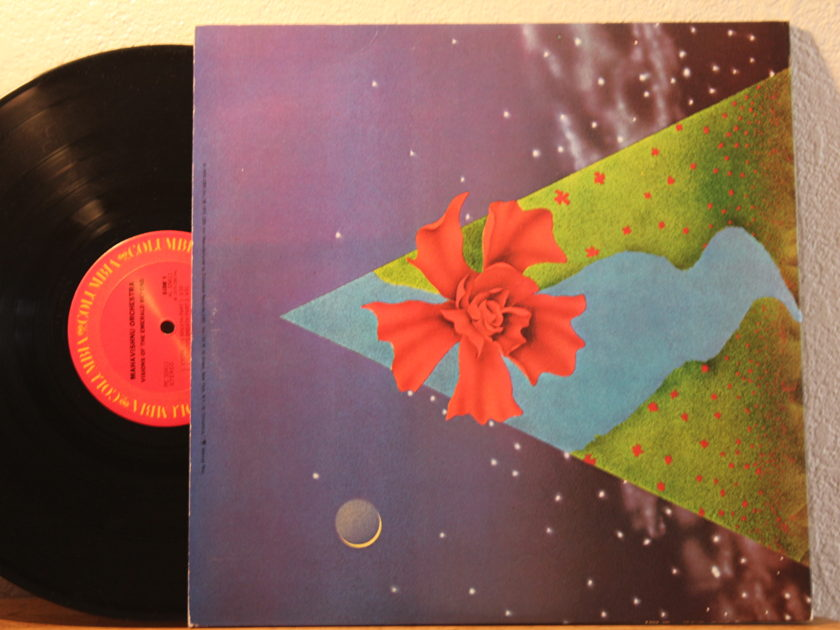 Mahavishnu Orchestra - Visions Of The Emera ld beyond lp gatefold