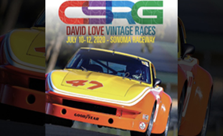 2020 David Love Vintage Races (RESCHEDULED)