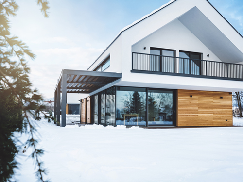 Selling property in winter: how to turn the season to your advantage