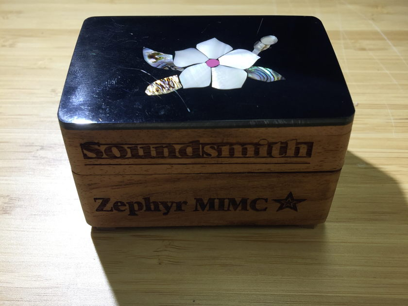 Soundsmith Star Mimic Phono Cartridge