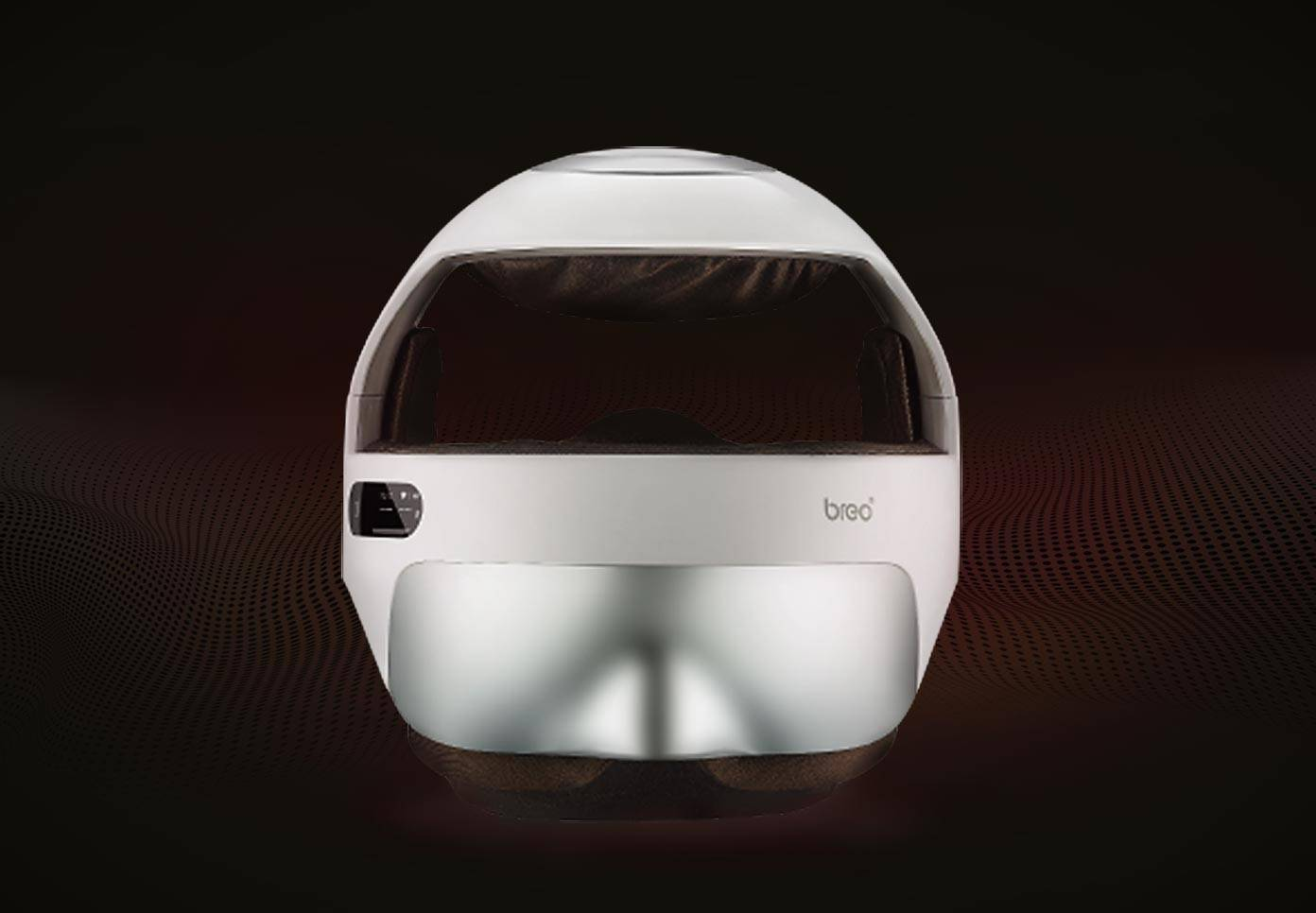 Breo iDream 5 Head Massager front view