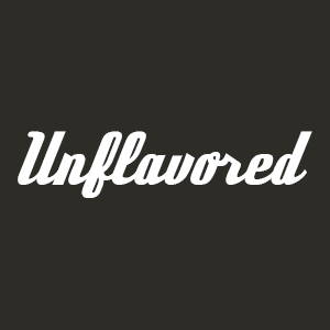 Unflavored