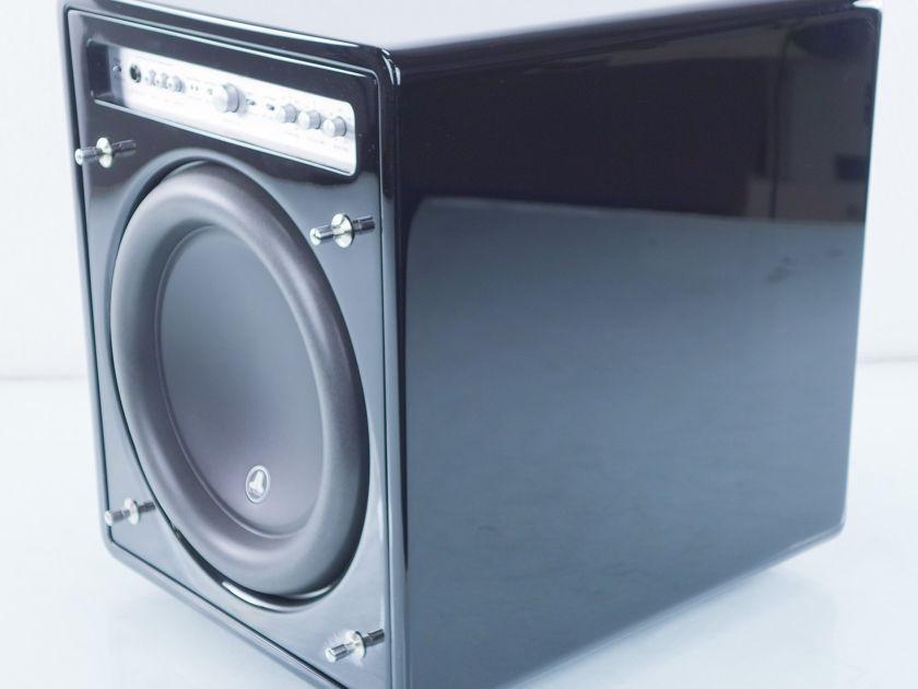 JL Audio F110  v.2 Subwoofer; Gloss Black