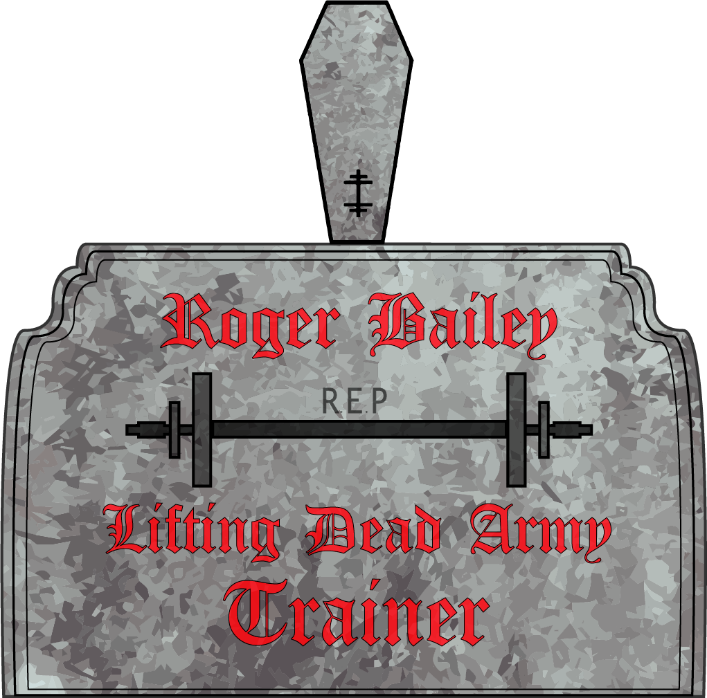 Roger Bailey Lifting Dead Trainer