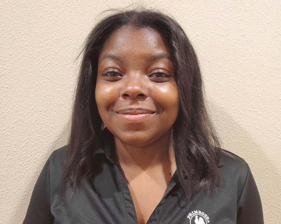 Ms. Carlisha Brandon , Infant Assistant