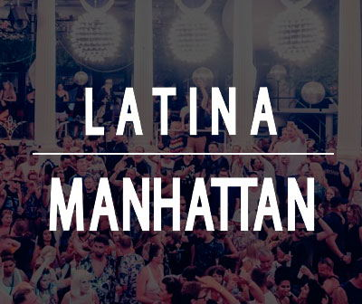 Party Latina y Manhattan Es Paradise Ibiza  party calendar winter
