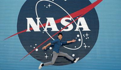 NASA Intern Takes Initiative