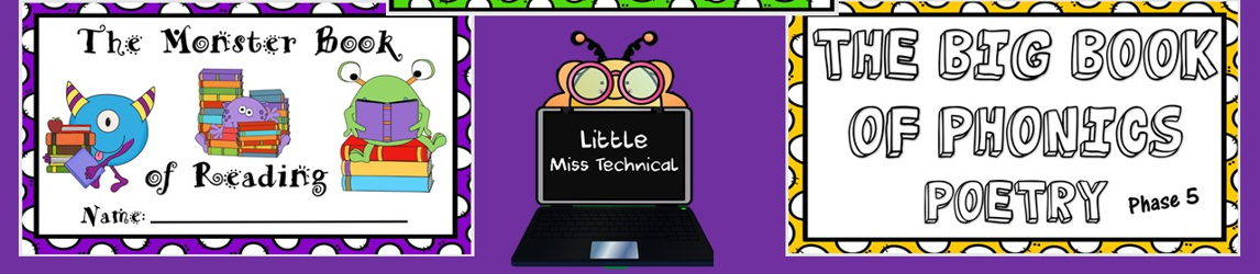 LittleMissTechnical's Shop
