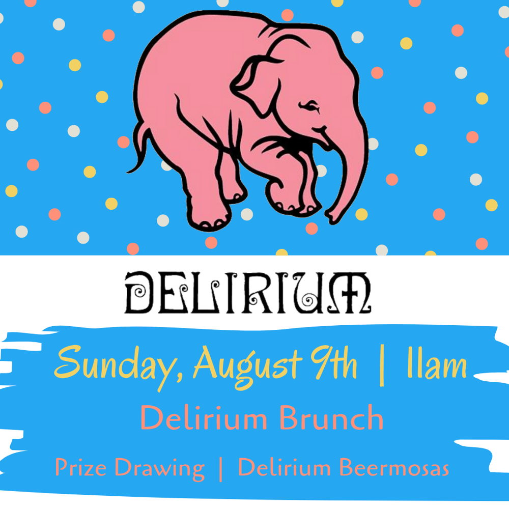 Picture of Brunch & Prize Drawing with Delirium