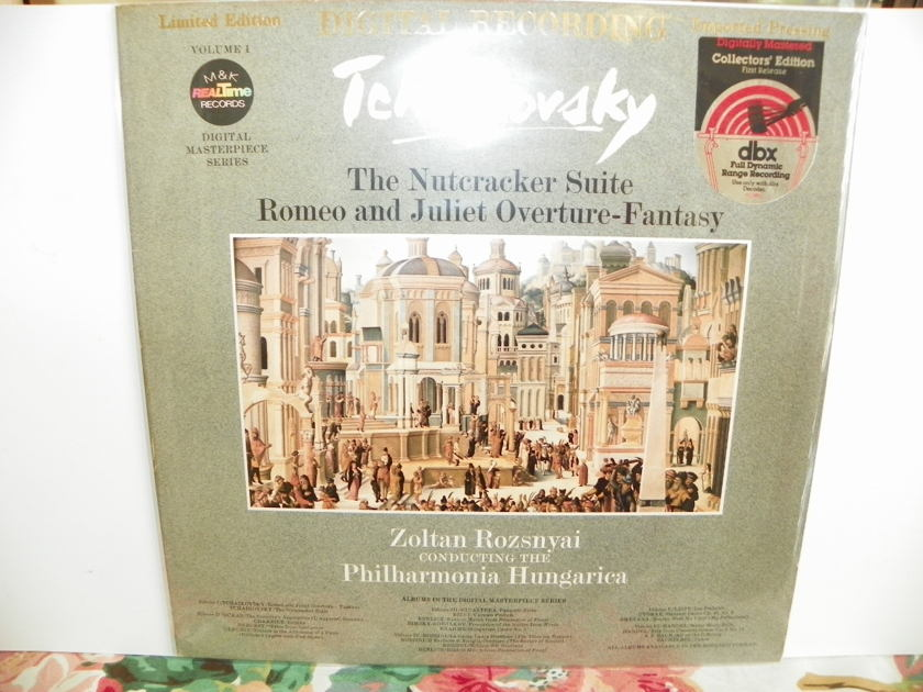 ZOLTAN ROZSNYAI - TCHAIKOVSKY-NUTCRACKER SUITE dbx ENCODED-NM