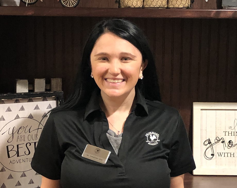 Christina Toto , Preschool Assistant Teacher