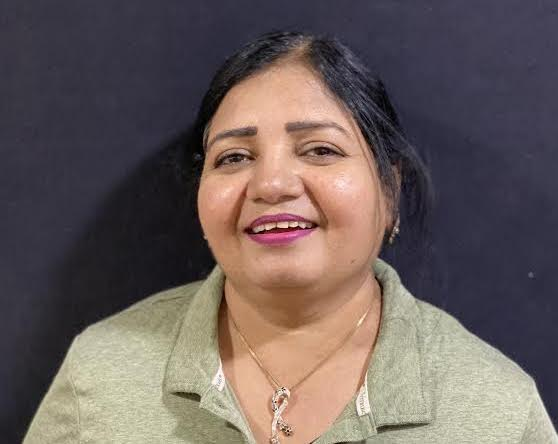 Shobha Goyal , Infant Teacher