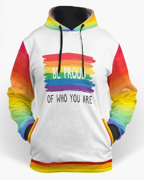 lggbt hoodie love pride