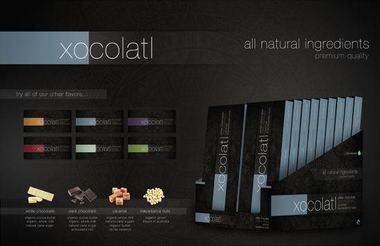 Xocolatl display