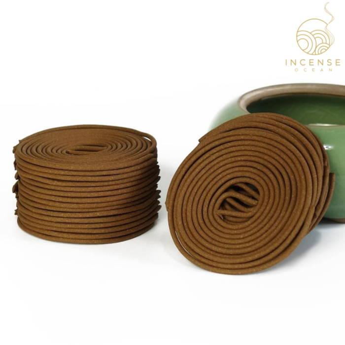 Agarwood Incense Coil