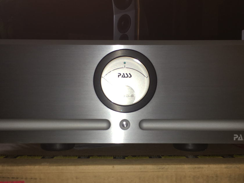 PASS LABS XA-30.8 CLASS A STEREO AMP IN LIKE NEW CONDITION. PRICED TO SELL.