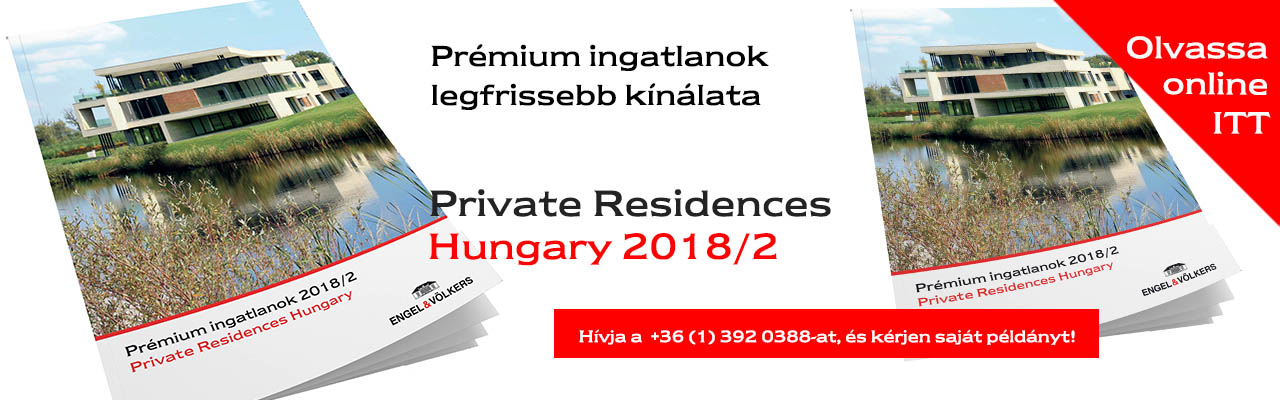 Budapest - Private Residences Hungary  2018 2