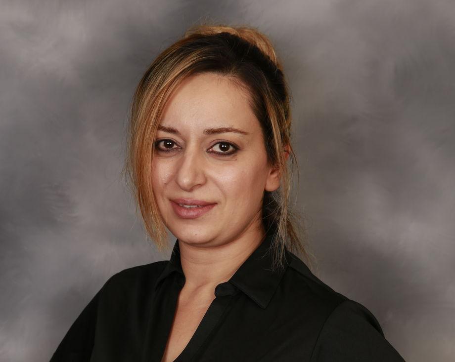 Ms. Randa , Support Staff