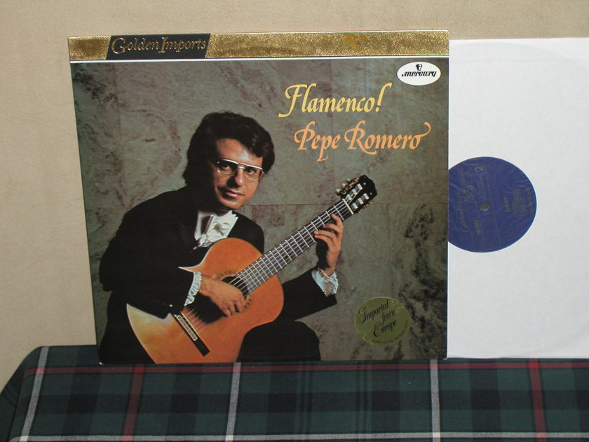 Pepe Romero - Flamenco! Mercury Golden Imports