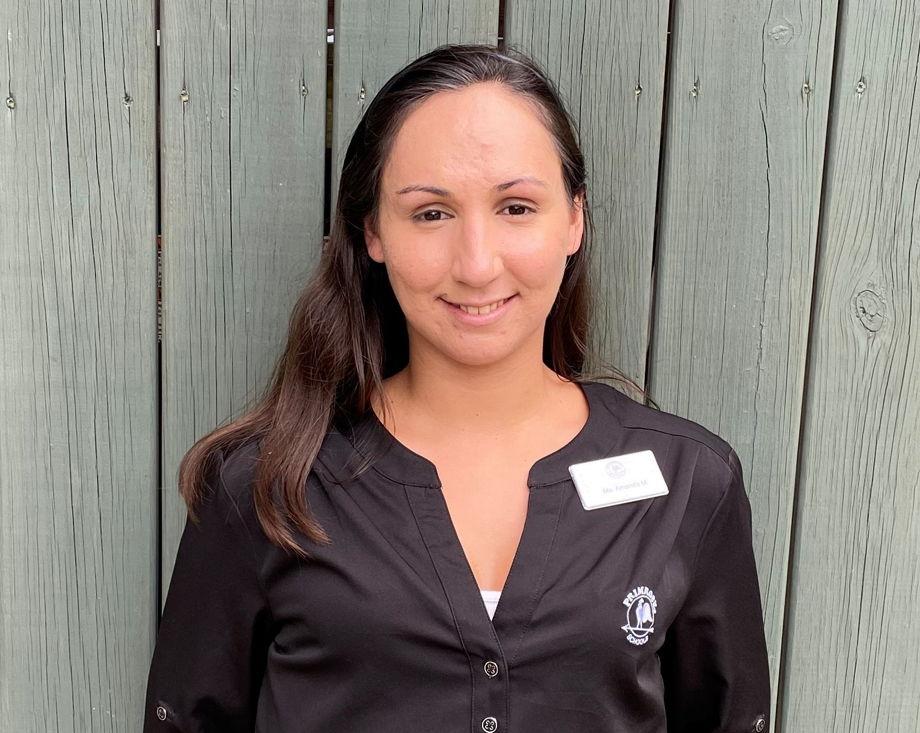 Ms. Amanda , Early Preschool Assistant Teacher