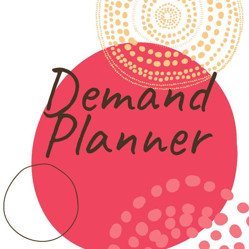 demand planner job