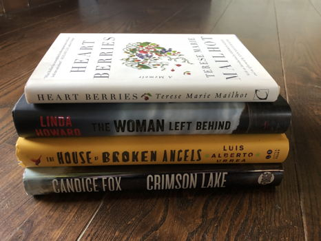 Books and a $10 Gift Certificate