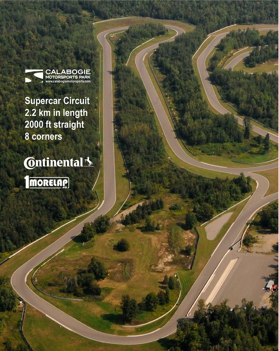 Calabogie Race Track >> Supercar Experience May 25th Info On May 25 2019 053004