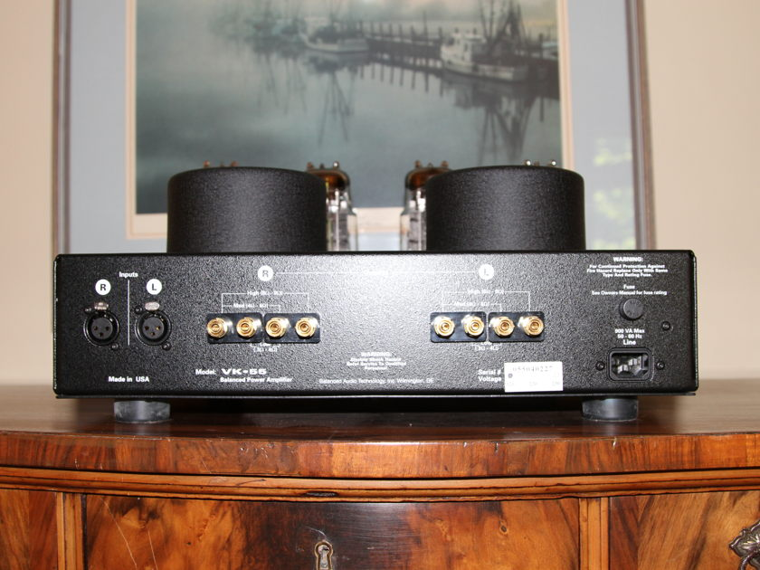 BAT VK-55SE Balanced Power Amplifier