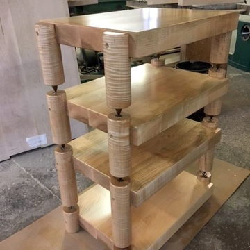 Timbernation:  Tiger Maple Stack